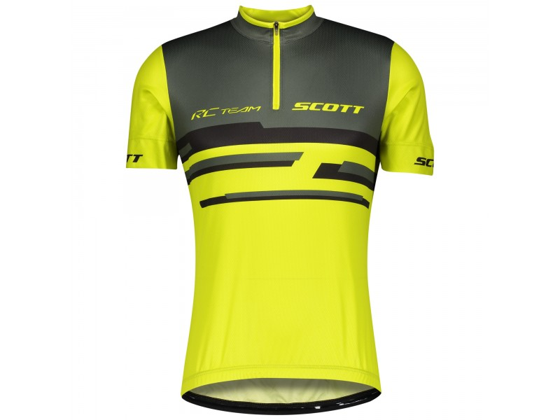 SCOTT RC TEAM 20 S/SL MEN'S SHIRTYELLOW