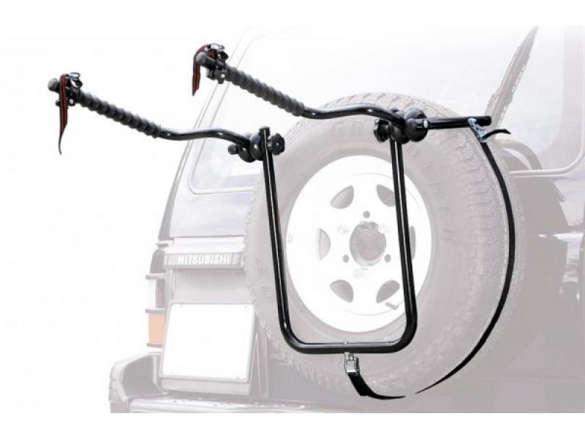 Σχαρα μεταφοράς 2 ποδηλάτων για τζιπ 4X4 BIKE CARRIER 30