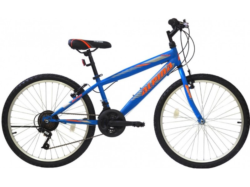 Alpina Alpha MTB 24x12 Blue 2021