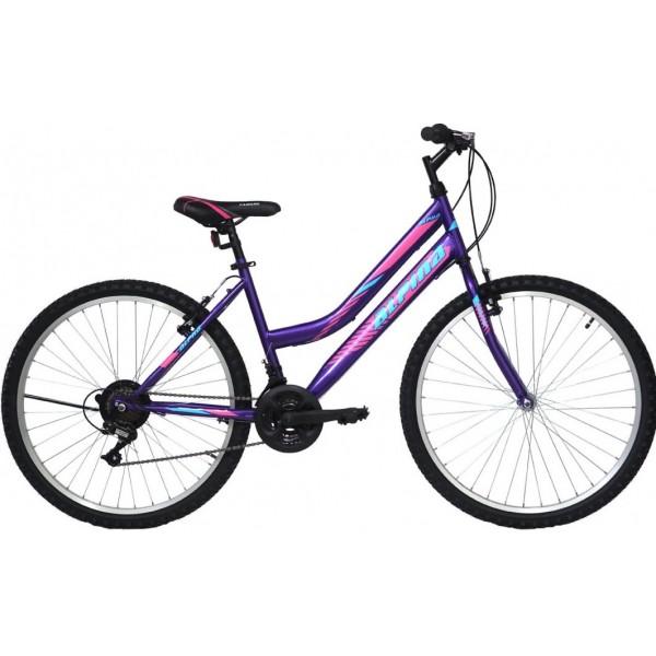 Alpina Alpha MTB 24x12 Purple 2021