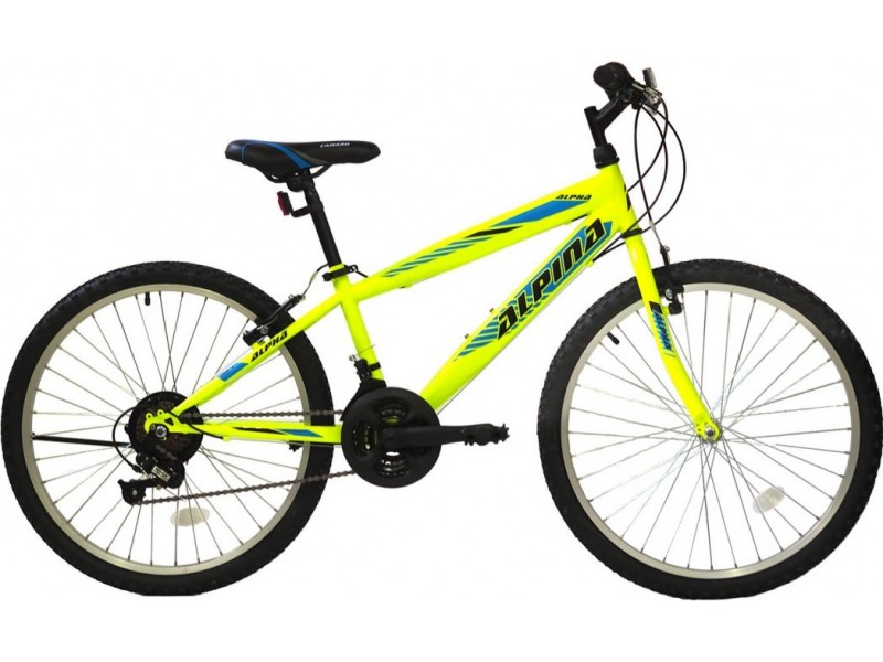 Alpina Alpha MTB 24x12 Lime 2021