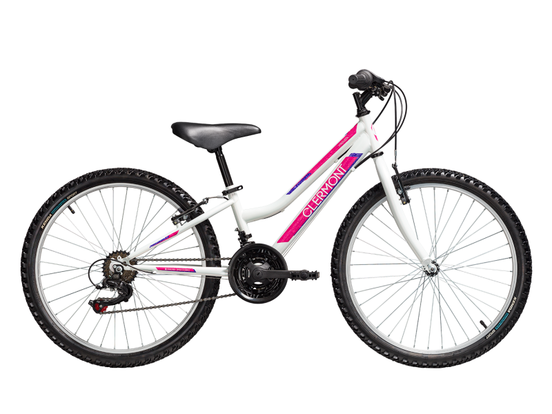 "CLERMONT Magusta 24"" 620 - Shimano 2020 ΛΕΥΚΟ"