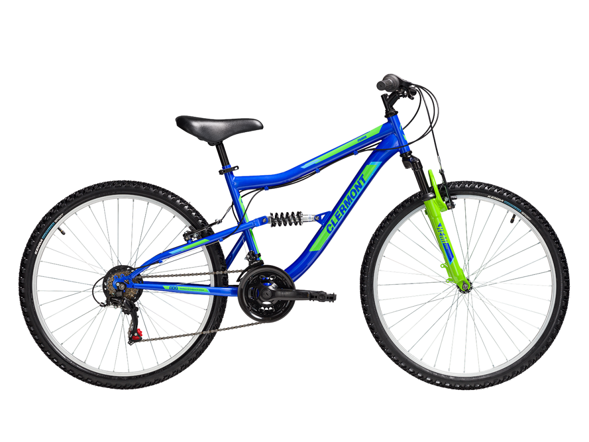 CLERMONT 635 Pamir 24″ Shimano 2021 BLUE 24'' ( 9 - 11 ΕΤΩΝ )