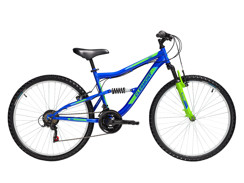 CLERMONT 984 Pamir 26″ Shimano 2020 BLUE