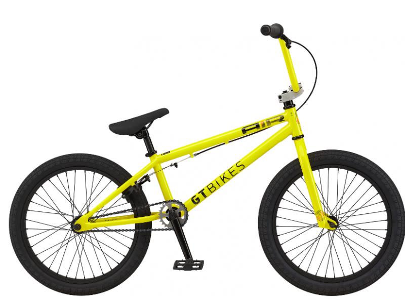 """GT Air 20"""" 2021 Κίτρινο"""