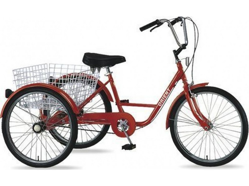 Orient City Bike Tricycle 24''