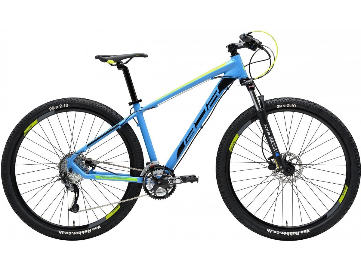 ADRIATICA WING RX 29 MATT BLUE-YELLOW FLUO MOUNTAIN BIKES
