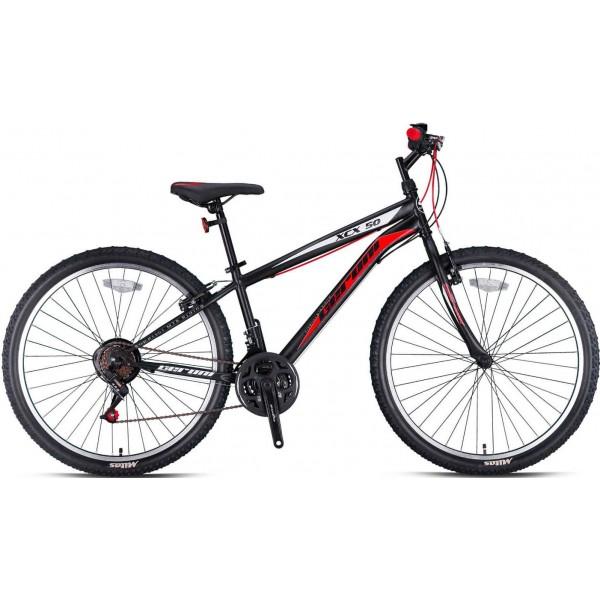 "Geroni XCX 50 26"" 2021 Μαύρο/Κοκκινο"